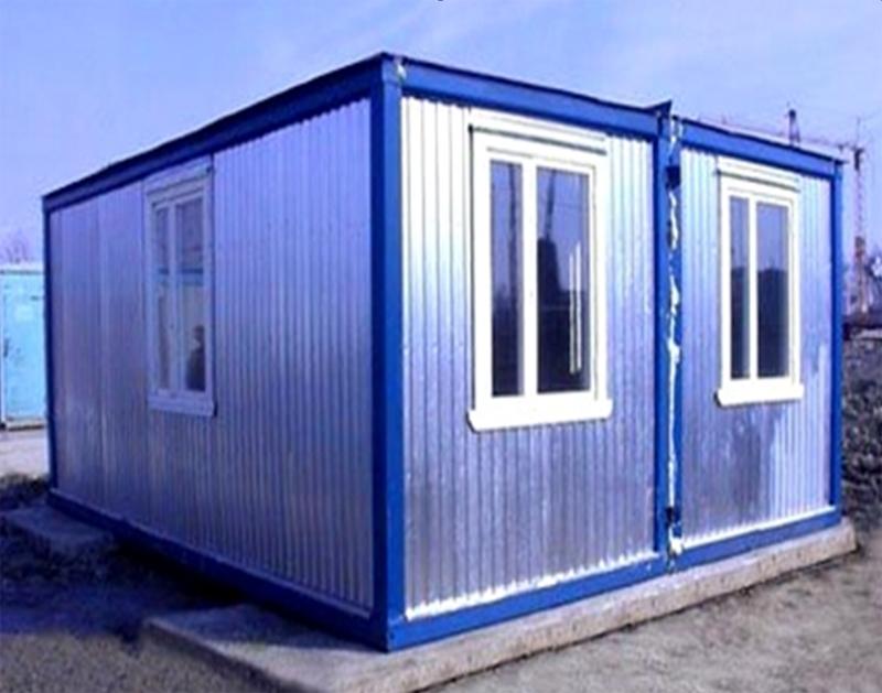 Блок-контейнер в СПб - Универсал-Строй - Бытовки